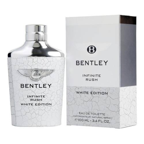 bentley bentley infinite rush white edition