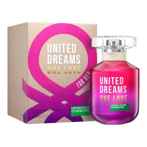benetton united dreams - one love