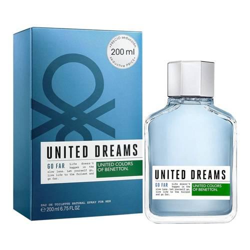 benetton united dreams - go far