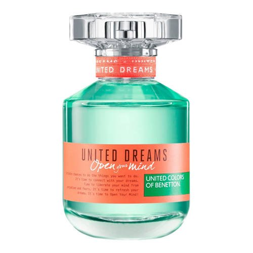 benetton united dreams - open your mind