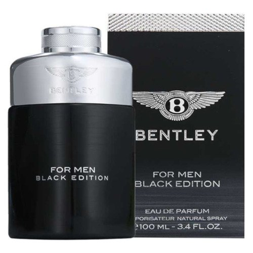 Bentley for Men Black Edition woda perfumowana 100 ml