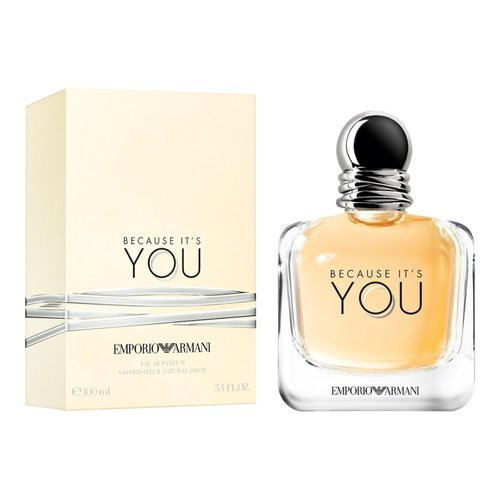 Giorgio Armani Because It's You woda perfumowana 100 ml