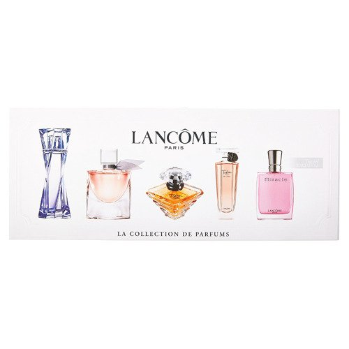 Lancome La Collection de Parfums Zestaw Hypnose EDP 5 ml + La vie est Belle EDP 4 ml + Tresor EDP 7,5 ml + Tresor in Love EDP 5 ml + Miracle EDP 5 ml