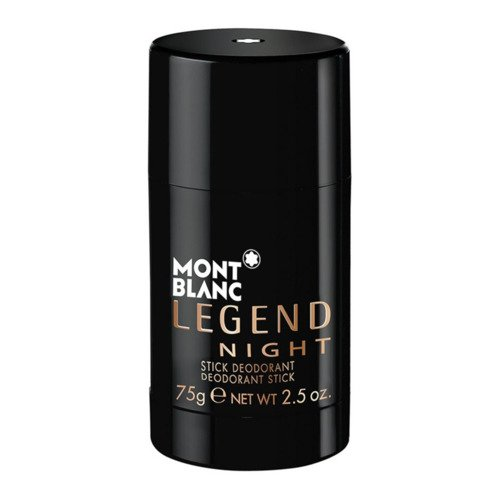 Montblanc Legend Night dezodorant sztyft 75 ml