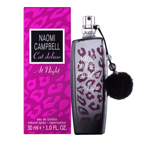 Naomi Campbell Cat Deluxe at Night woda toaletowa  30 ml